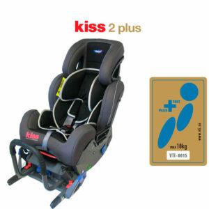 Kiss 2 Plus Klippan