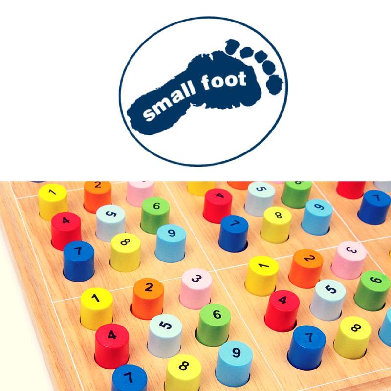Juguetes de Madera Small Foot Legler