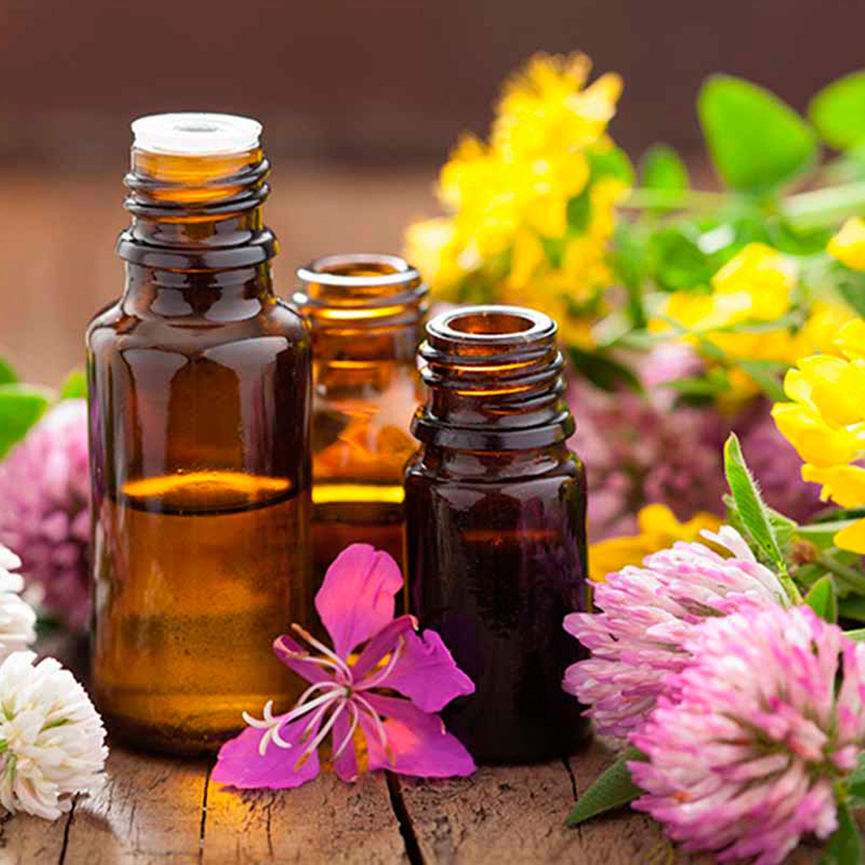 Aromaterapia y Cuidados Naturales