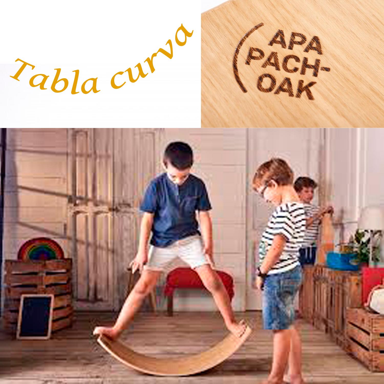 Tabla curva