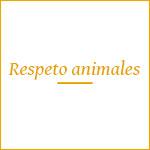Respeto animales